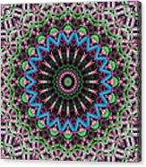 Mandala 33 Acrylic Print