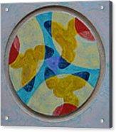 Mandala 4 Acrylic Print