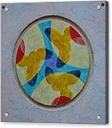 Mandala 4 Ready To Hang Acrylic Print