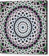 Mandala 40 Acrylic Print