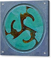 Mandala 7 Acrylic Print