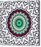 Mandala 9 Acrylic Print
