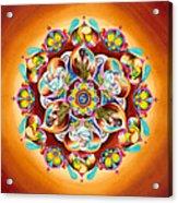 Mandala For Moms Acrylic Print