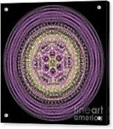 Mandala Of Wisdom Acrylic Print