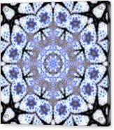Mandala101 Acrylic Print