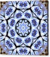 Mandala102 Acrylic Print