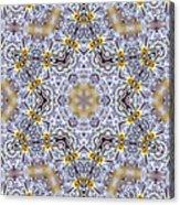 Mandala79 Acrylic Print