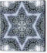 Mandala95 Acrylic Print