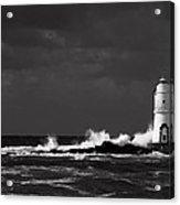 Mangiabarche's Lighthouse Acrylic Print