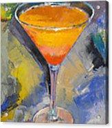 Mango Martini Acrylic Print