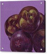 Mangosteen Acrylic Print