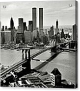 Manhattan 1978 Acrylic Print