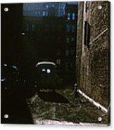 Manhattan Mystery Acrylic Print