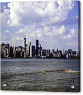 Manhattan On My Mind Acrylic Print