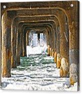 Manhattan Surf Acrylic Print