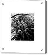 Manhole_11.04.12 Acrylic Print