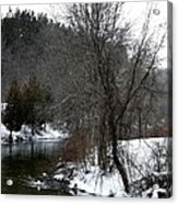 Manistee River Acrylic Print