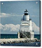 Manitowoc Breakwater Lighthouse Acrylic Print