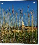 Manitowoc Breakwater Lighthouse Manitowoc Wi Acrylic Print