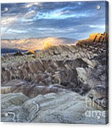 Manly Beacon Acrylic Print