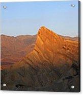 Manly Peak Death Valley Acrylic Print