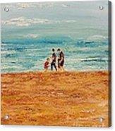 Manly Seashore Sydney Acrylic Print