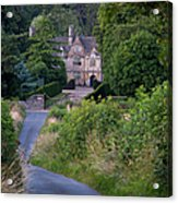 Manor House - Cotswolds Acrylic Print