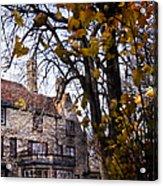 Manor Acrylic Print