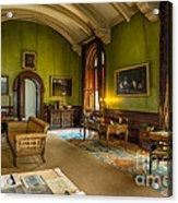 Mansion Lounge Acrylic Print