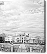Mansion Rye New Hampshire Open Edition Acrylic Print