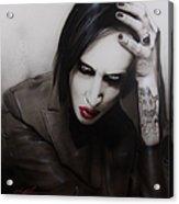 Manson II Acrylic Print