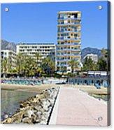 Marbella Resort In Spain Acrylic Print