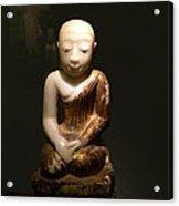 Buddhist Figure   Acrylic Print