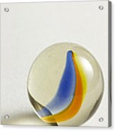 Marble Cat Eye 2 Acrylic Print