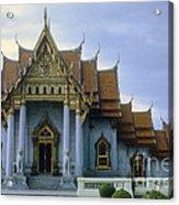 Marble Palace Acrylic Print