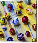 Marble Still Life Acrylic Print
