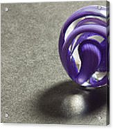Marble Wilkerson Glass 1 Acrylic Print