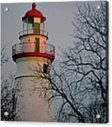 Marblehead Lighthouse On Lake Erie  Acrylic Print