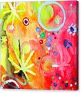 Marcia Marcia Marcia Acrylic Print
