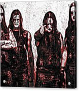 Marduk Acrylic Print