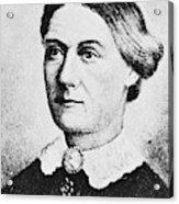 Margaret Taylor (1788-1852) Acrylic Print