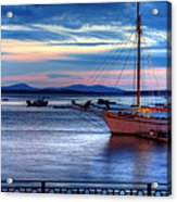 Margaret Todd At Sunrise Acrylic Print