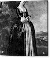 Margaret Woffington (c1714-1760) Acrylic Print