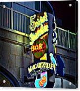 Margaritaville Acrylic Print