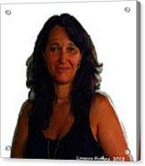Mari Carmen Acrylic Print
