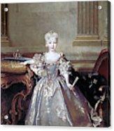 Mariana Victoria Of Spain (1718-1781) Acrylic Print