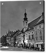 Maribor Acrylic Print