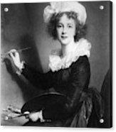 Marie Vigee-lebrun (1755-1842) Acrylic Print