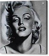 Marilyn 4 Acrylic Print