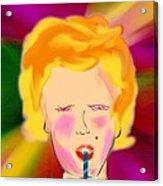 Marilyn Gets Juiced Acrylic Print